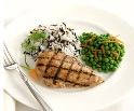 Citrus Soy Grilled Chicken with Rice