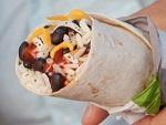 vegetarian black-bean-burritos